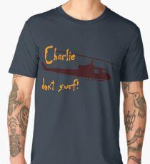 Charlie dont surf Men's Premium T-Shirt