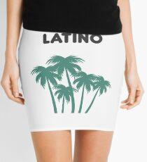 Latino t-shirt Mini Skirt