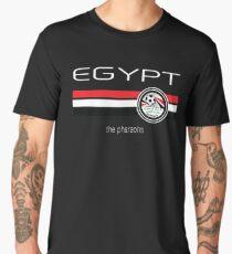 Football - Egypt (Home Red) Men's Premium T-Shirt