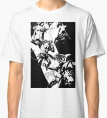 Hellboy in Hell Tracing Classic T-Shirt