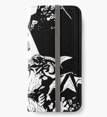 Hellboy in Hell Tracing iPhone Wallet/Case/Skin