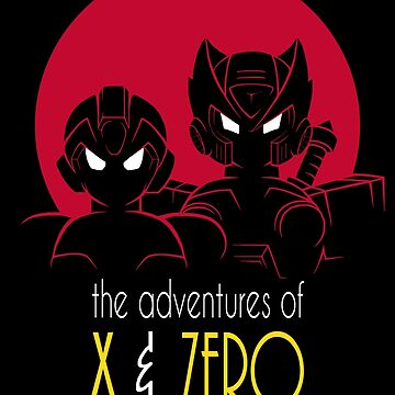 The Adventures of X & Zero by cattocc