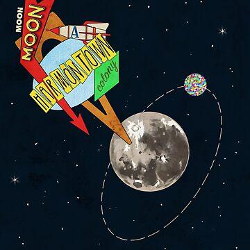 Moon-Moon by mycolour