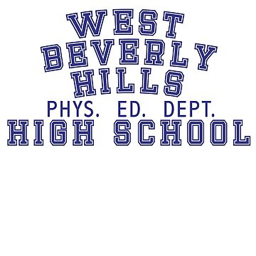 West Beverly High School by TroySalmon