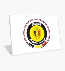 Fußball - Team Belgien Laptop Folie