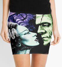 Bride & Frankie Monsters in Love Mini Skirt