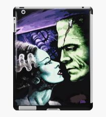 Bride & Frankie Monsters in Love iPad Case/Skin