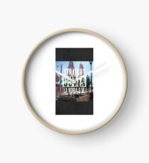 Noria de molinos Clock