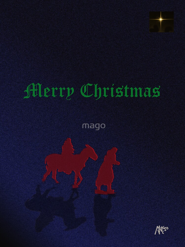 Merry Christmas by mago