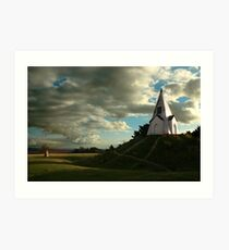 Farley Mount Monument Art Print