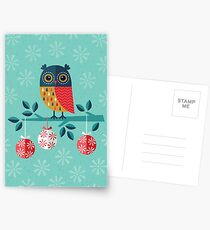 Whoo-Hoo It's Christmas! Postcards