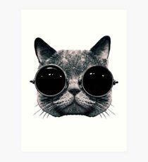 Meow Me-Yeahhhh... Art Print