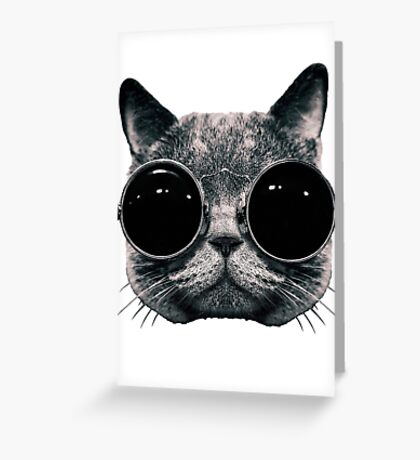 Meow Me-Yeahhhh... Greeting Card