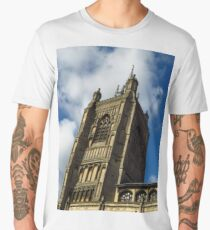 St Peter Mancroft, Norwich Men's Premium T-Shirt