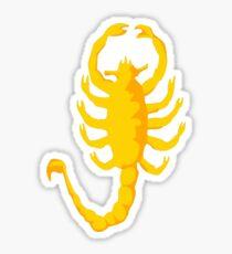 "Scorpion ""Drive"", 2c, Scorpio,  Sticker"