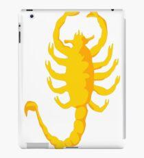"Scorpion ""Drive"", 2c, Scorpio,  iPad Case/Skin"