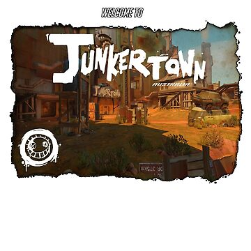 Welcome to Junkertown by PantherLilyz