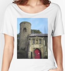 St Mary Coslany, Norwich Women's Relaxed Fit T-Shirt