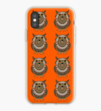 Owl - The Messenger  iPhone Case
