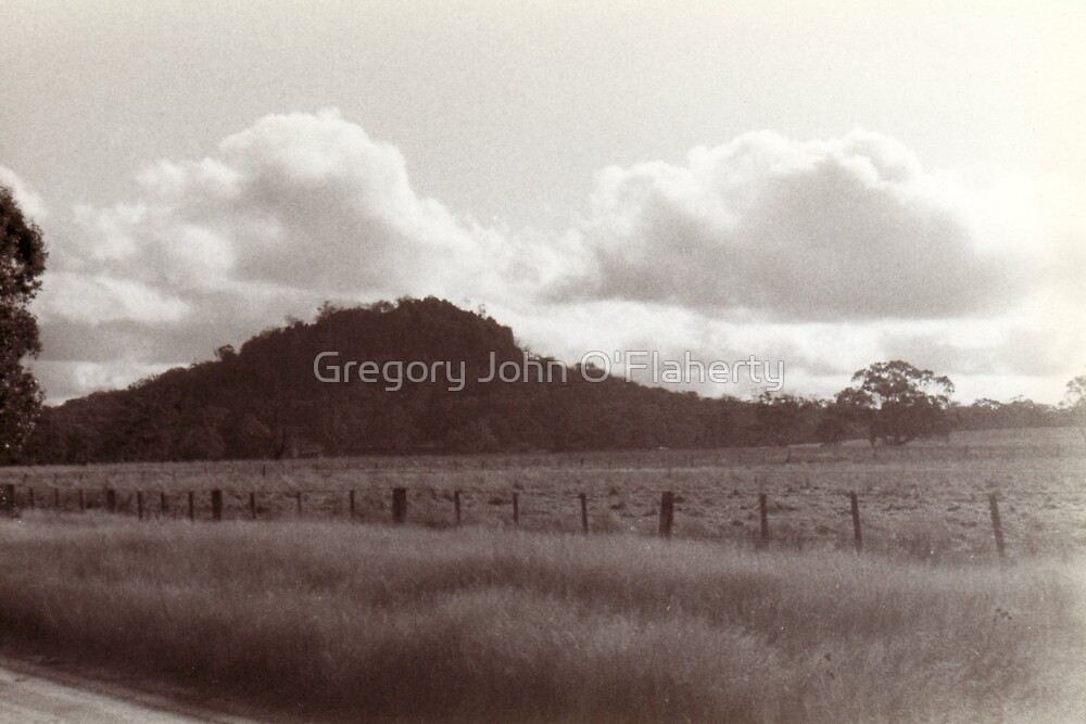 Hanging Rock by Gregory John O'Flaherty