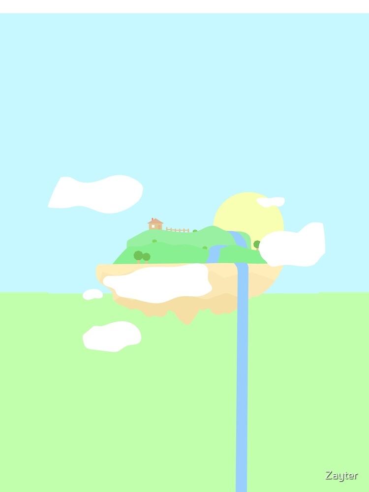 Sky Island de Zayter