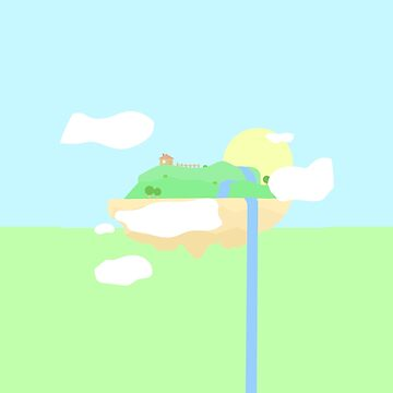 Sky Island by Zayter