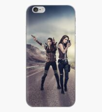 Wayhaught!ResidentEvilAU iPhone Case