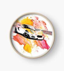 Zelio Lotus Elise S3 Explosion Clock