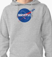 WE DON'T NEED ROADS Pullover Hoodie