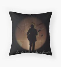 SILHOUETTE - HARRY STYLES Throw Pillow