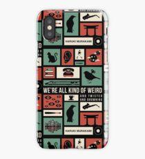Haruki Murakami iPhone Case/Skin