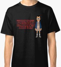 Burger Things Classic T-Shirt