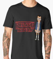 Burger Things Men's Premium T-Shirt