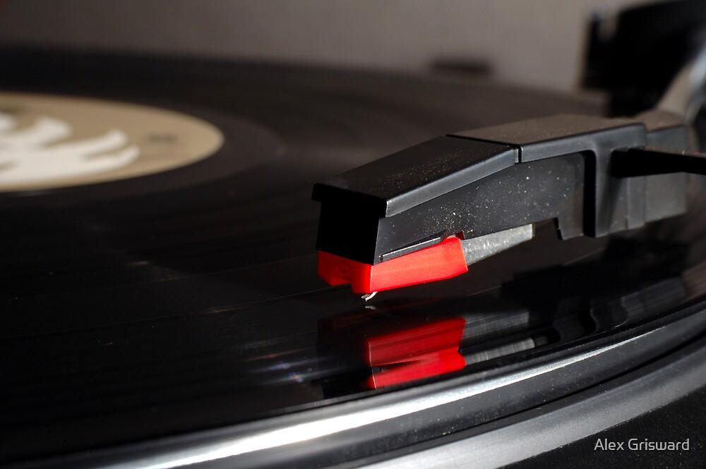 Tourne-disque by Alex Grisward