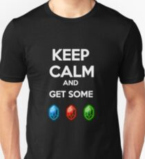 Keep calm and get some Rupees T-Shirt