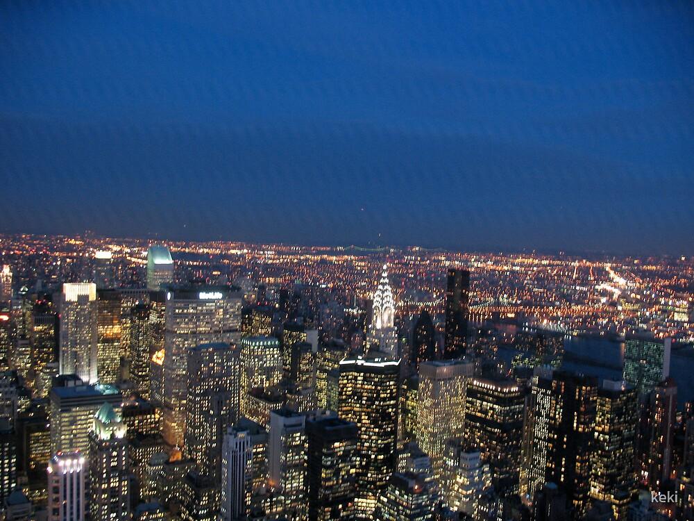 New York City by keki