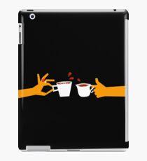 Murder At Tea Time iPad Case/Skin