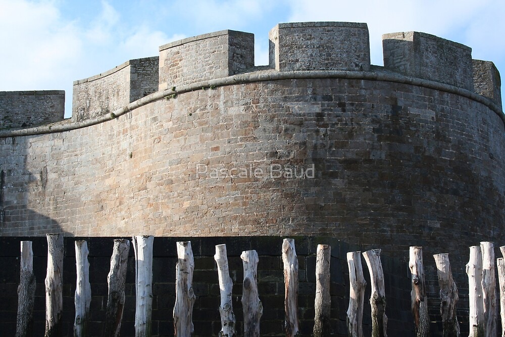 Fortifications by Pascale Baud