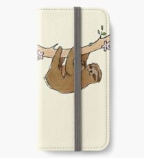 Mama and Baby Sloth iPhone Wallet/Case/Skin
