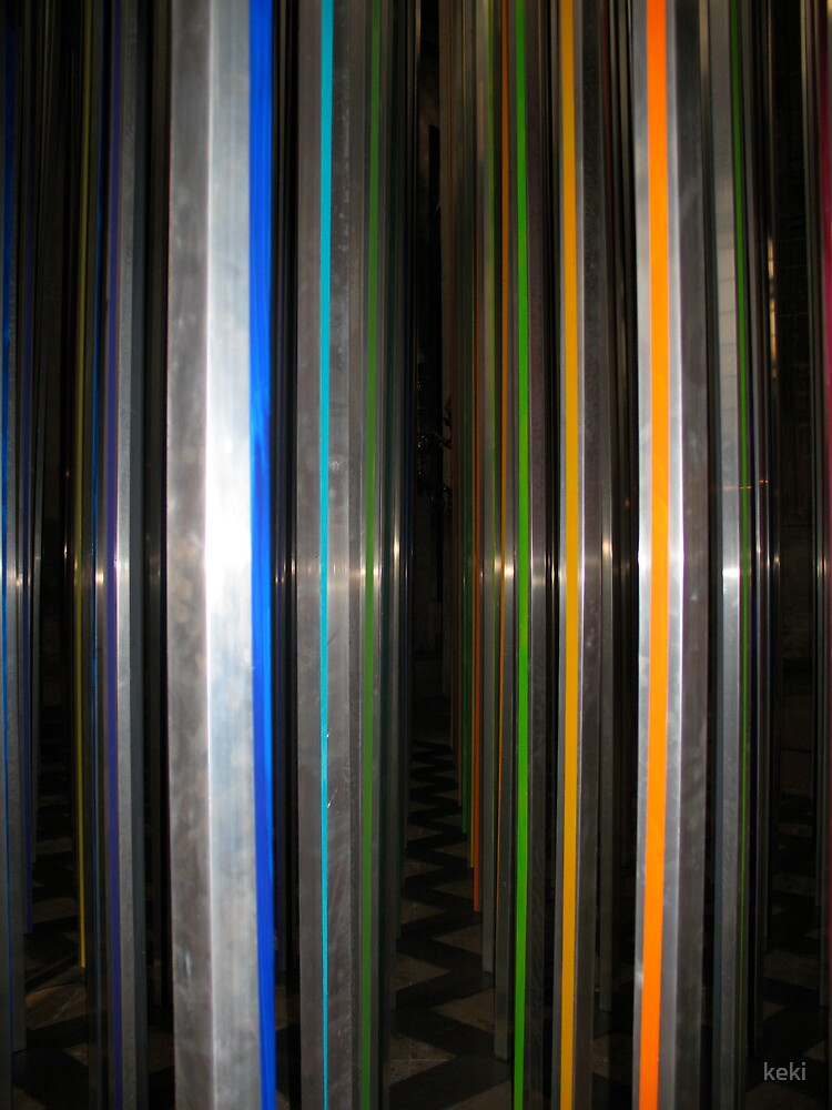 coloured rods by keki