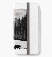 Wild iPhone Wallet/Case/Skin