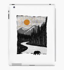 Wild iPad-Hülle & Klebefolie