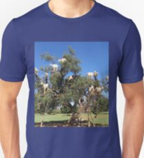 goats in trees T-Shirt