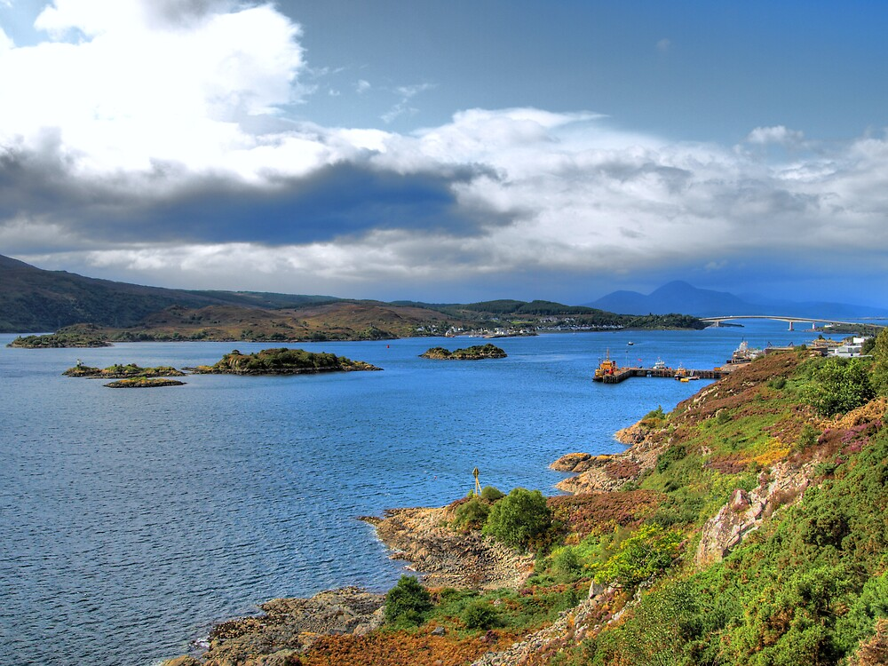 Over the Sea to Skye by Alan Findlater