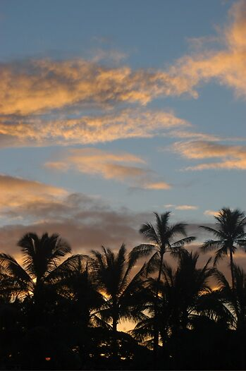 Hawaii Sunrise by lorafaye