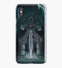 The Lich King iPhone Case/Skin