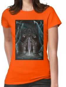 The Lich King Womens Fitted T-Shirt