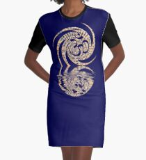 spread the goodness Graphic T-Shirt Dress