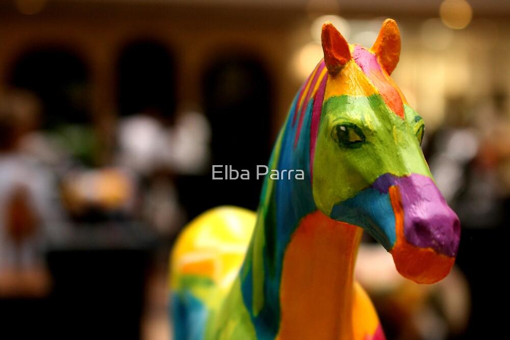 The look... by Elba Parra
