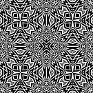 Black & White Tribal   Leyana S4 by webgrrl